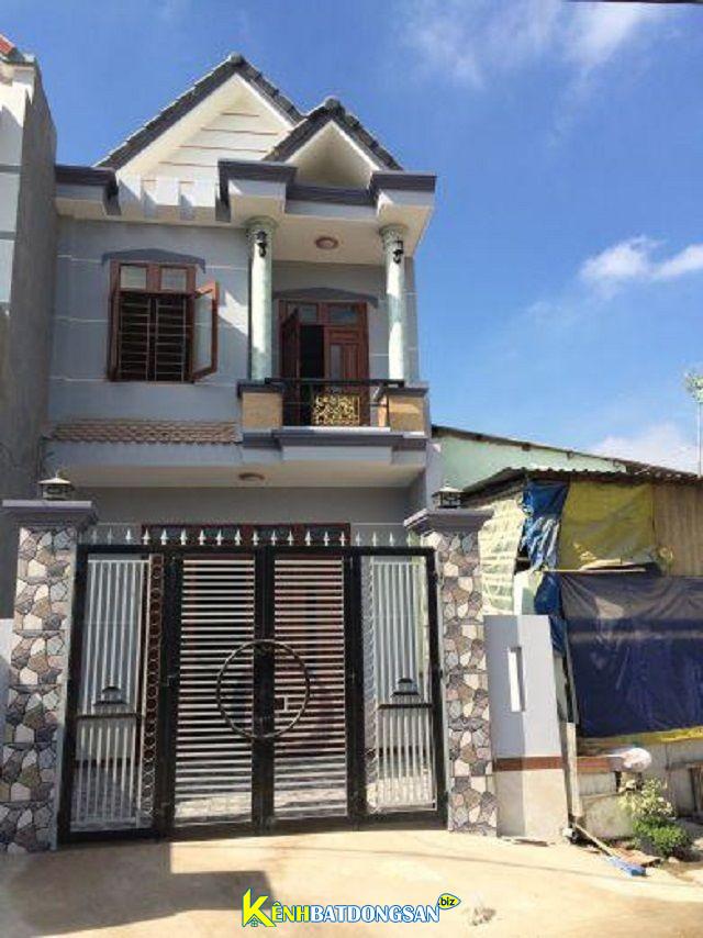 Cho Thuê Nhà MTKD Huỳnh Văn Một, Q.Tân Phú – 5 x 10m (1 Lầu) – 12 Triệu/ Tháng