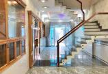 Bán gấp nhà mới xây 1 trệt 3 lầu dt 5x10 SHR Bình Tân