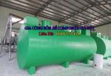 Bể tự hoại Composite – Septic tank Composite – Bể phốt composite