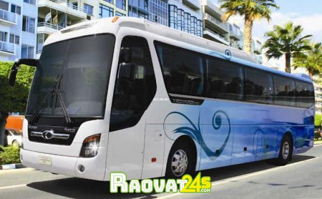 cho thuê xe du lịch 4-45 chỗ tại Đà Nẵng