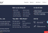 Website kinh doanh thời trang tinh tế, sang trọng, thu hút khách hàng