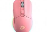 Chuột DareU EM901 RGB Wireless Pink