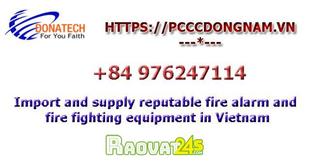 bảng giá thiết bị pccc, thiết bị báo cháy HOchiki GST