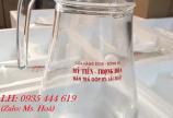 Ly thủy tinh in logo doanh nghiệp giá rẻ tại Đà Nẵng