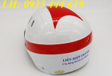 Công ty cung cấp Mũ bảo hiểm in logo quảng cáo tại Huế