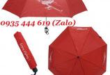 Xưởng cung cấp dù cầm tay in logo giá rẻ tại Quảng Ngãi