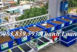 Thùng nhựa nuôi cá 300lit / 500lit / 750lit. lh 0963.839.593 Ms.Loan