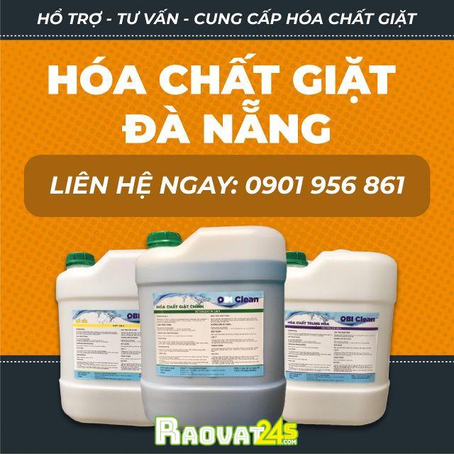 Hóa chất giặt ủi Đà Nẵng