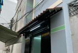 Bán nhà 4.5 x 8, phường Hiệp Thành, Q12, nhà mới xây
