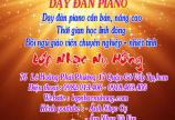 ĐỊA ĐIỂM HỌC PIANO CHO NGƯỜI LỚN TẠI TPHCM