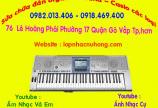 Địa chỉ nơi sửa đàn organ tại Gò Vấp – Tp.HCM