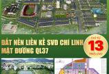 Mở bán dự án đầu tư đất nền tại thành phố Chí Linh , tỉnh Hải Dương