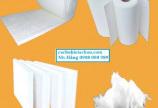 Các loại bông sợi gốm Ceramic cách nhiệt, chống cháy 1260 độ C