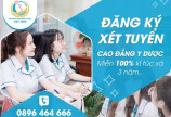 Tuyển sinh hệ cao đẳng Y - Dược tại Hà Nội