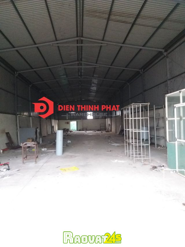 cho thuê kho xưởng đường Mã Lò thuộc quận bìn h tân 12x20 (240m) giá 22tr