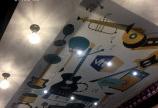 Vẽ tranh tường phong thủy -Gía Chỉ Từ 200k