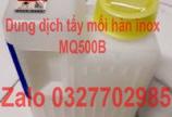 Sỉ lẻ gel đặc tẩy trắng mối hàn inox MQ500B