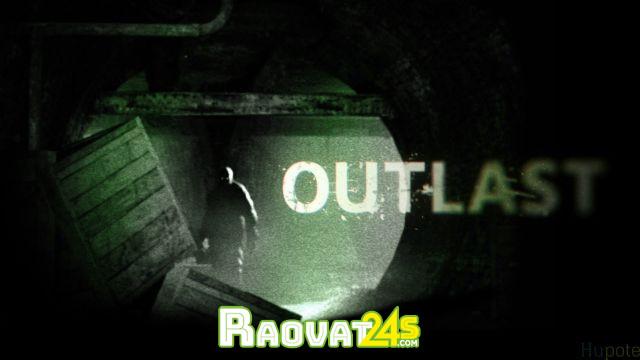 Outlast 1 Việt Hóa PC miễn phí