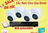 Chuyên cung cấp lắp đặt camera ip kbvision các gói giá rẻ