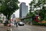 bán nhà 5 tầng mặt phố Mễ Trì, Nam Từ liêm kinh doanh sầm uất. 60 triệu/tháng