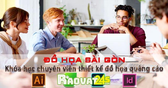 Khóa học chuyên viên thiết kế quảng cáo Illustrator - Corel - Photoshop - indesign cấp tốc tại Tân Phú, Tp.HCM