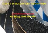 Cuộn cao su lưu hoá Superlon cách nhiệt lạnh có keo và nhôm