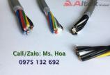 Cáp điều khiển 6 lõi 6x0.5, 6x0.75, 6x1.0, 6x1.5 Altek Kabel