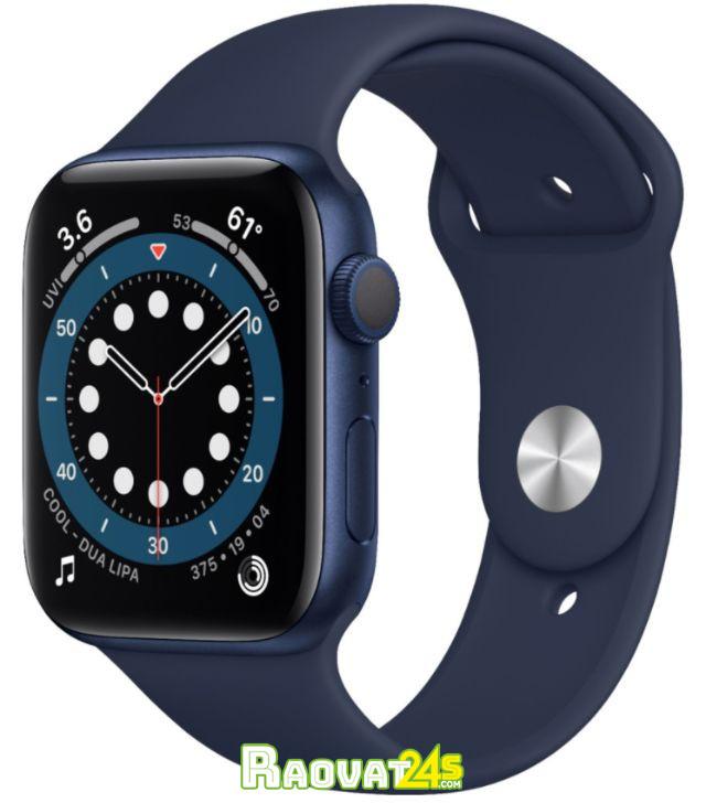 Đồng Hồ Thông Minh Apple Watch Series 6 GPS Space Gray Aluminum Case