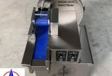 Máy thái hành lá tự động – năng suất 150kg/h