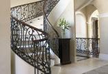 Làm cầu thang sắt mỹ nghệ đẹp giá rẻ tại TPHCM