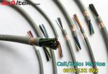Cáp điều khiển 20 lõi 20x0.5, 20x0.75, 20x1.0, 20x1.5mm2, cáp tín hiệu 20 lõi