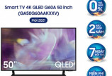 Smart Tivi Samsung 50 Inch QLED 4K QA50Q60AAKXXV - Model 202