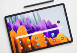 Máy tính bảng Samsung Galaxy Tab S7+ (S7 Plus) Tặng kèm Bao bàn phím - Hàng chính hãng.