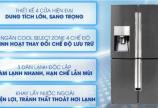Tủ lạnh Samsung 564 Lít 4 cửa Multi Door Inverter