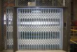 Cơ sở làm cửa xếp sắt giá rẻ tại TPHCM
