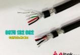 Cáp vặn xoắn RS485 1 pair 18AWG, 22AWG, 24AWG chống nhiễu