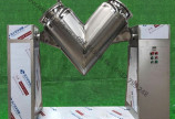 Máy trộn bột khô hình chữ V 120L