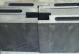 Graphite tấm bôi trơn,  Bột  graphite lót lò, graphite tấm chặn đầu lò,  điện cực graphite