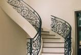 Thợ làm cầu thang sắt nghệ thuật đẹp tại Gò Vấp