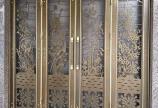 Lan can cầu thang sắt giá rẻ tại Thủ Đức