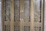Làm cửa sổ sắt mỹ thuật cao cấp tại Thủ Đức