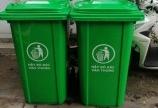 Thùng rác sỉ lẻ thùng rác công cộng giá rẻ tiền giang lh 0911.041.000